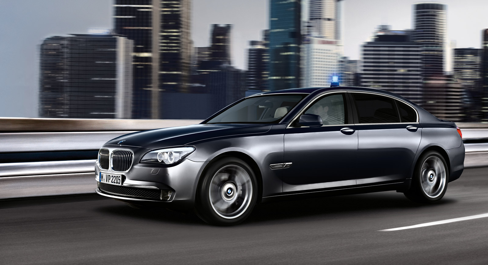 BMW Serie 7 Special High Security