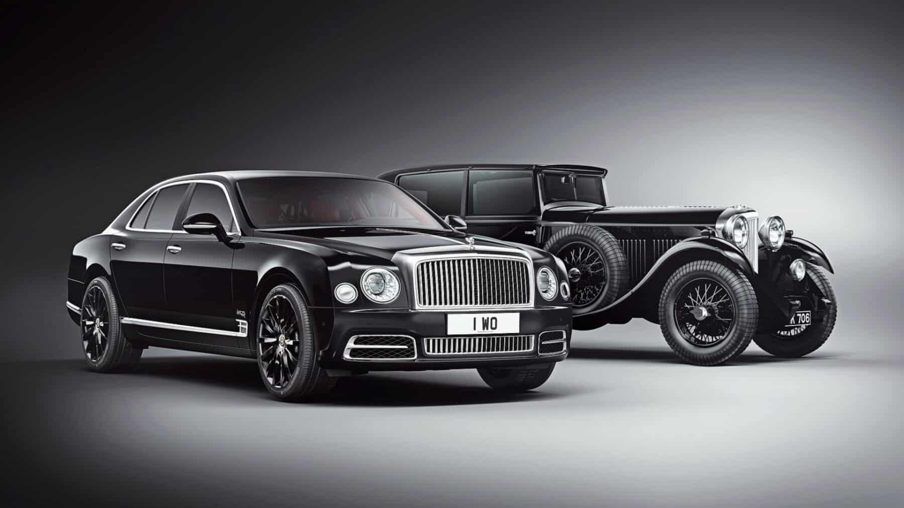 Bentley Mulsanne de ArmorTech