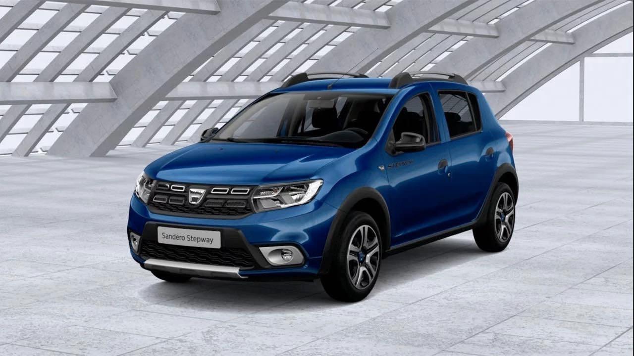 Dacia Sandero (GLP)