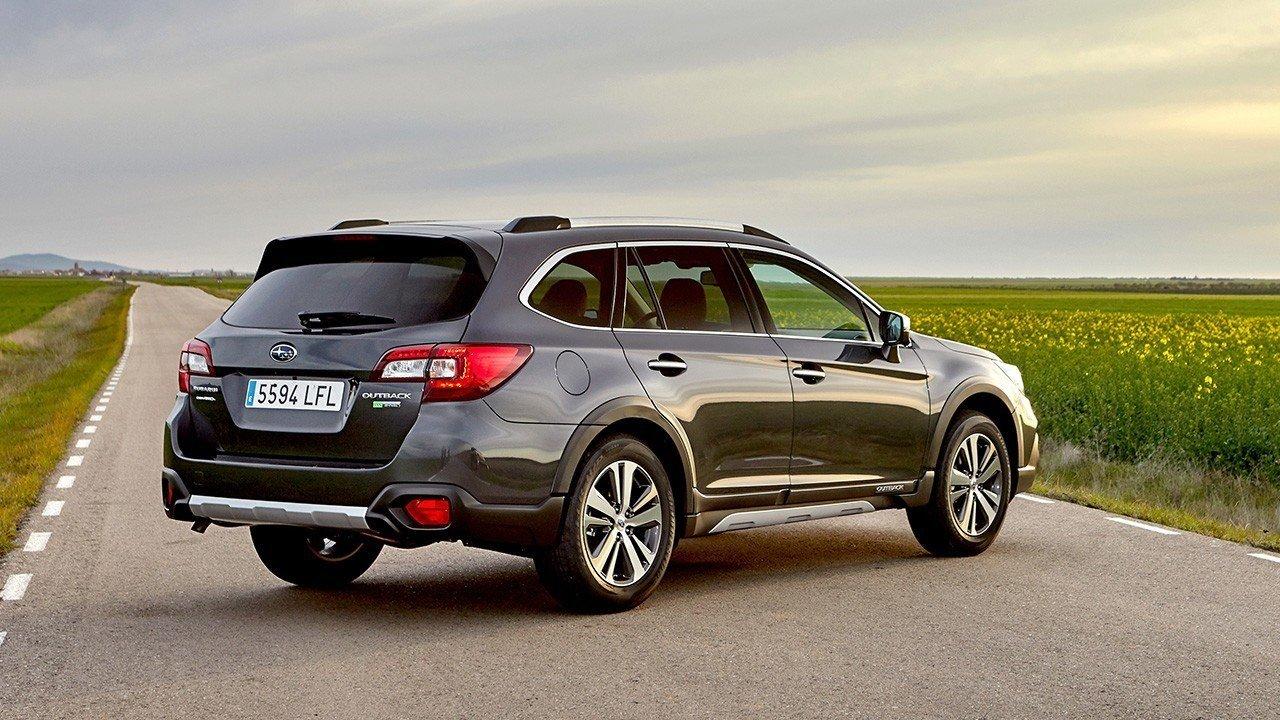 Subaru Outback (GLP)