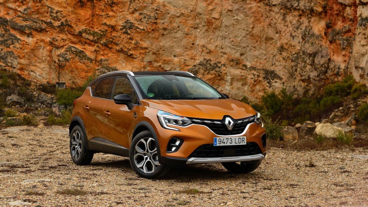 Renault Captur (GLP)