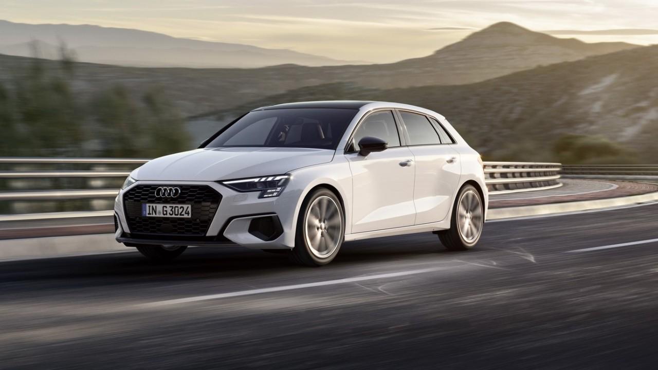 Audi A3 Sportback (GLP)