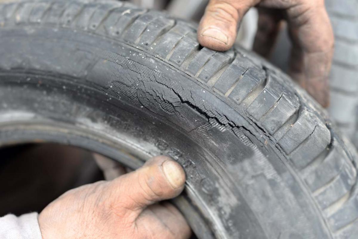 Inspección neumáticos