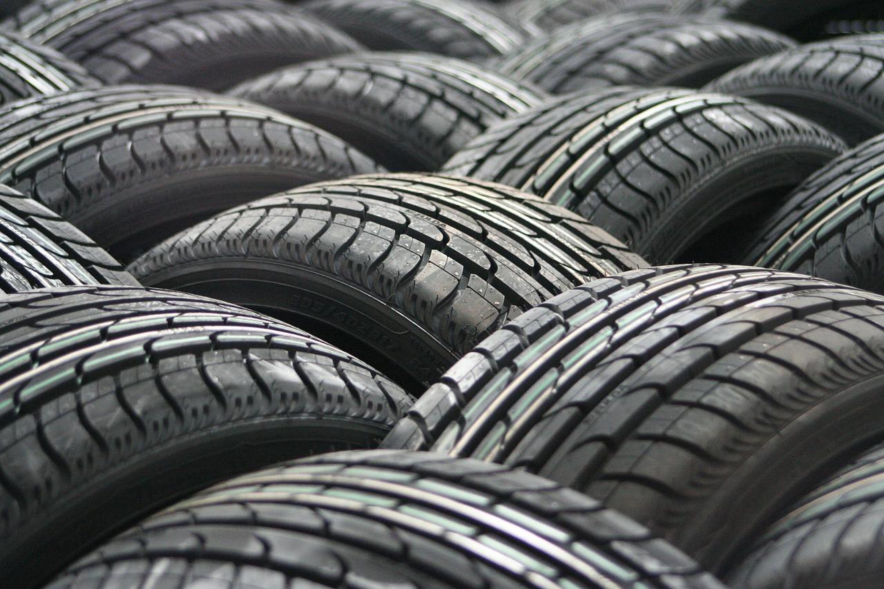 Dibujo neumáticos