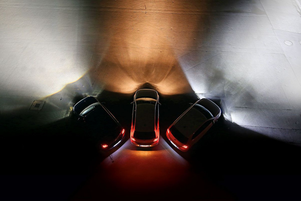 Tipos luces coche