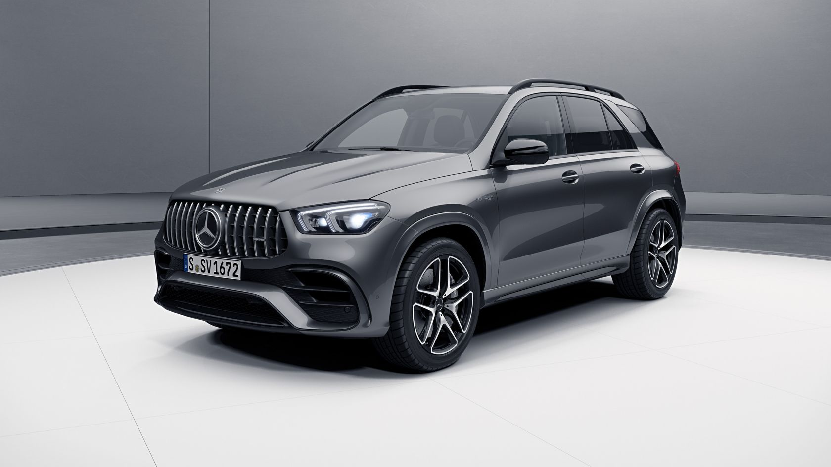 Mercedes-AMG GLE SUV
