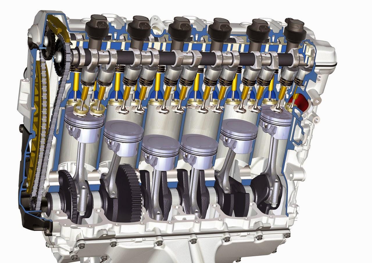 Motor en línea
