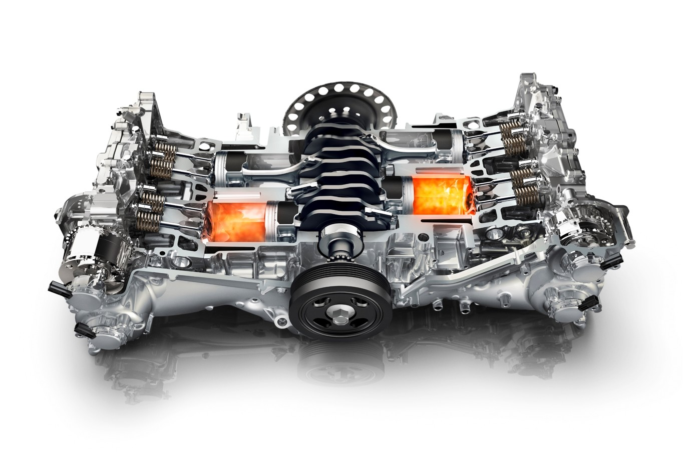 Motores bóxer