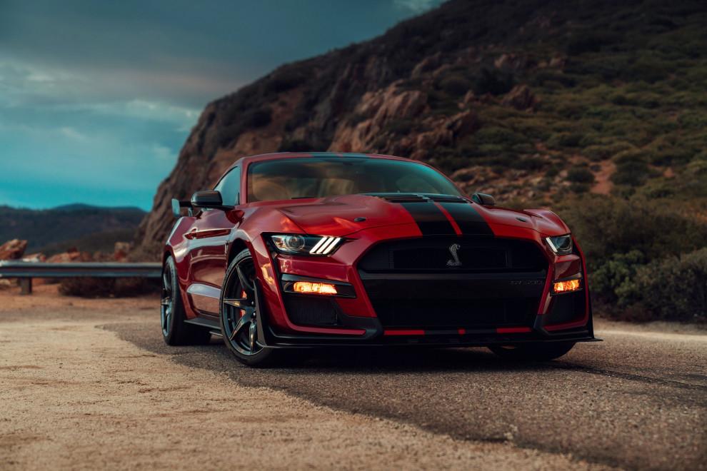 Mejores marcas coches americanas