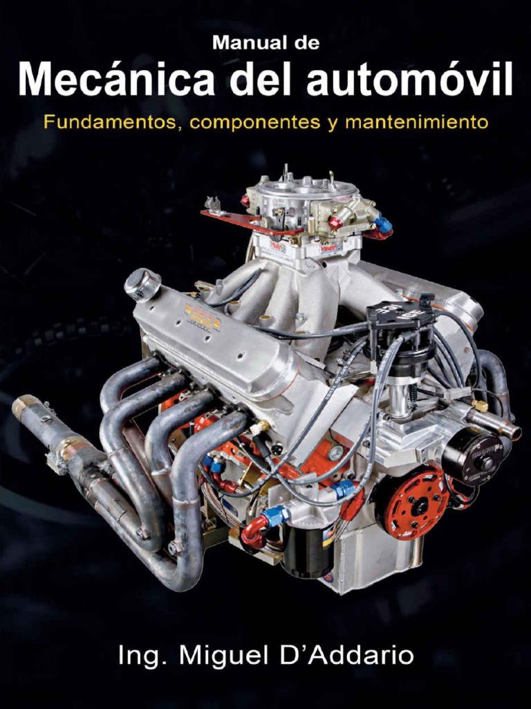 Manual mecánica automovil