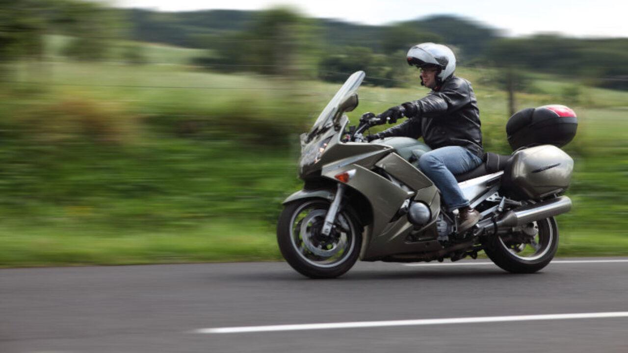 Motocicleta gran turismo