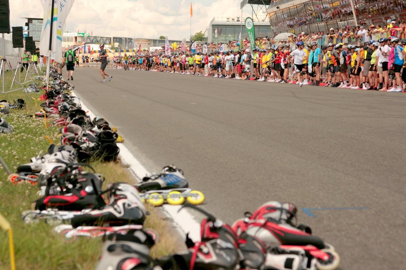 Le Mans patines