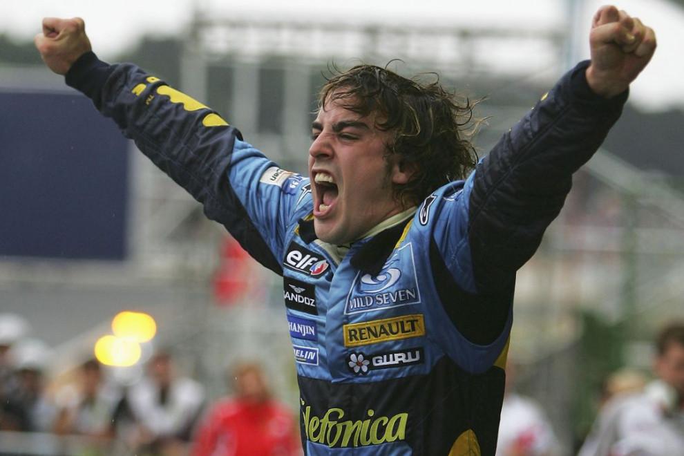 Fernando Alonso biografía