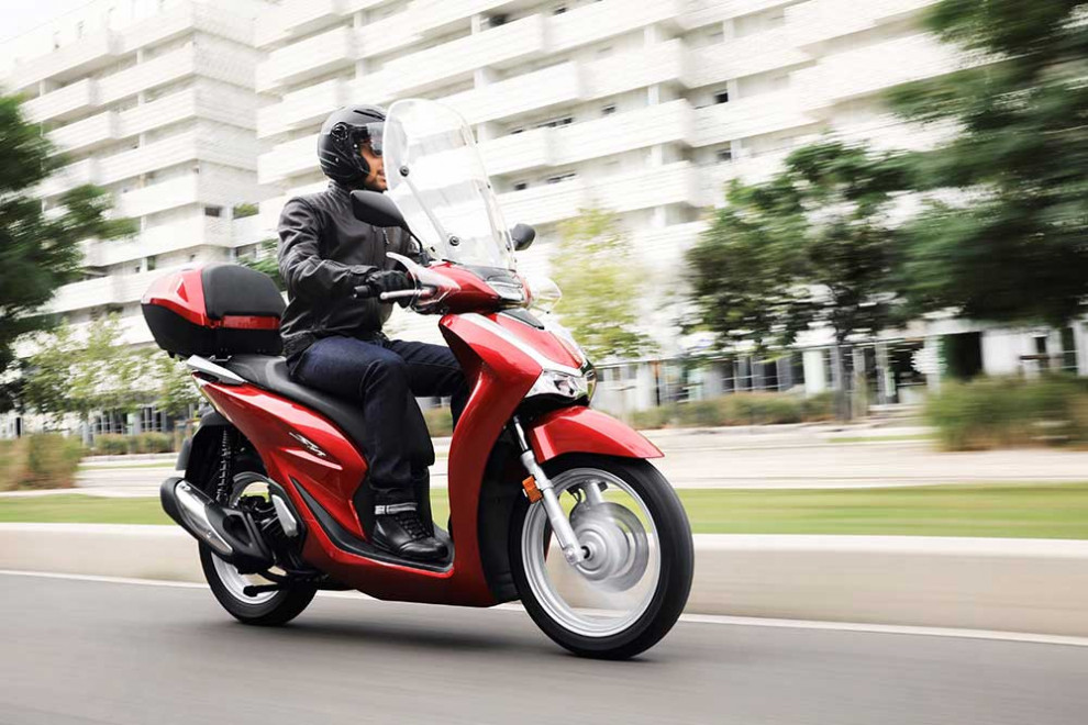 Inconvenientes conducir moto