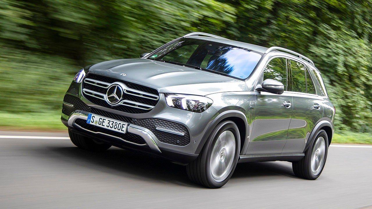 Mercedes GLC Híbrido Enchufable