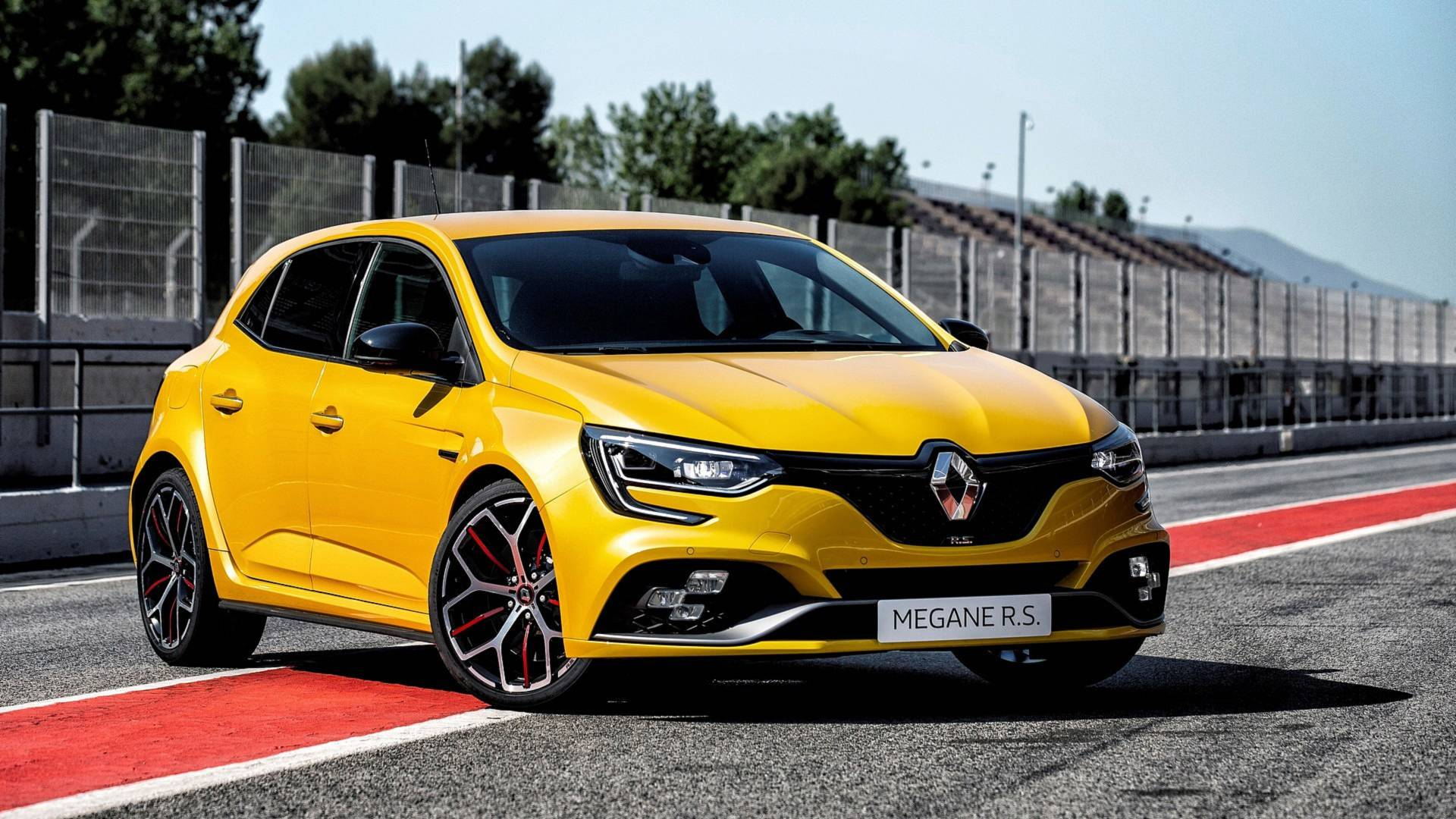 Renault Mégane R. S.