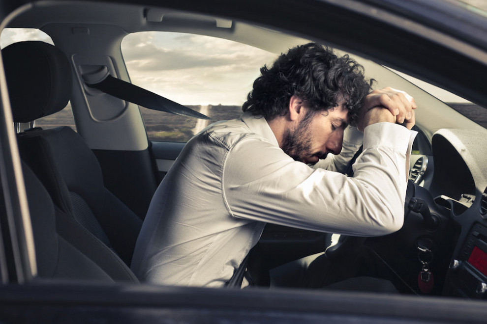 Consejos no dormirse volante