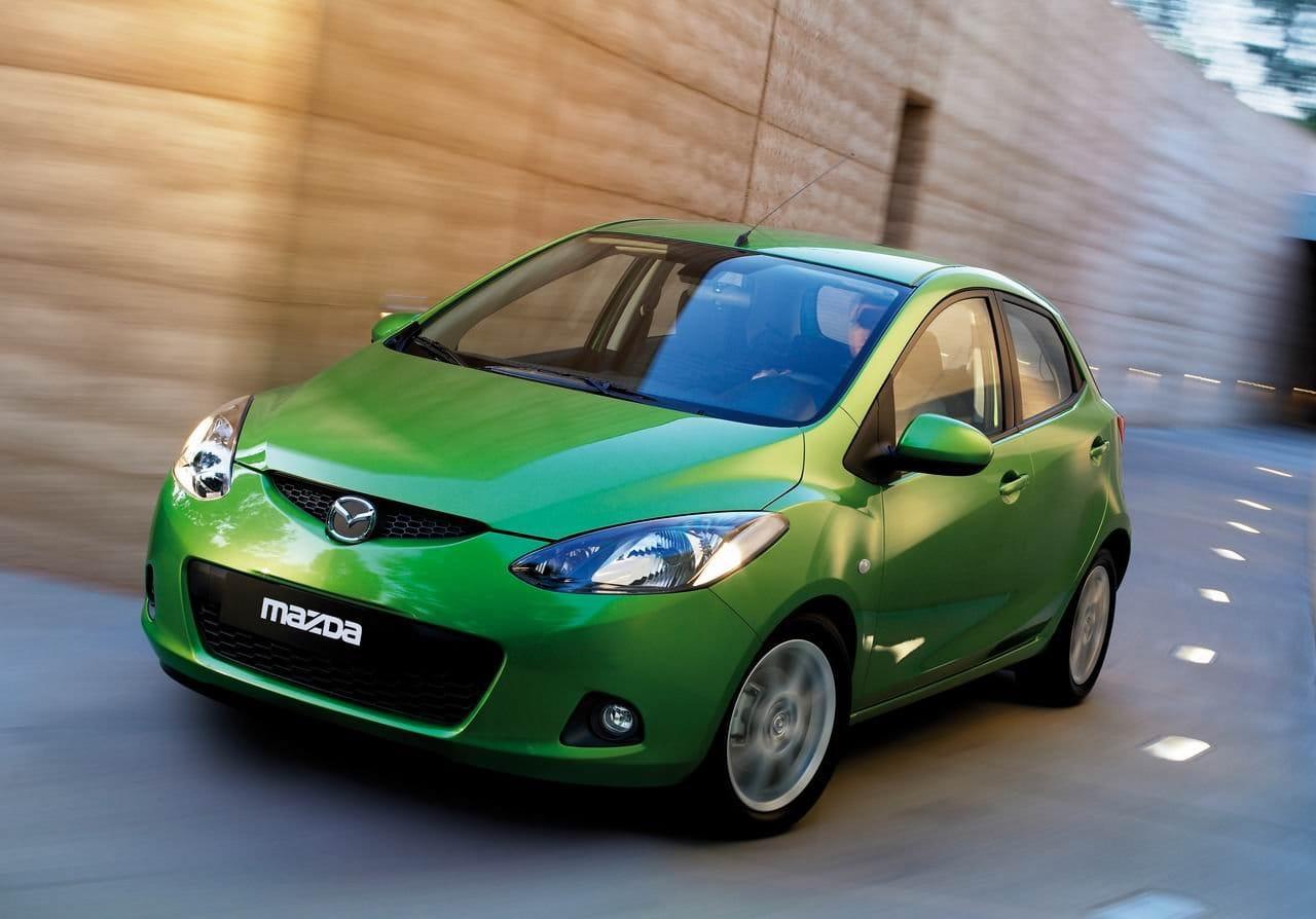 Mazda 2 Active CRTD 1.4