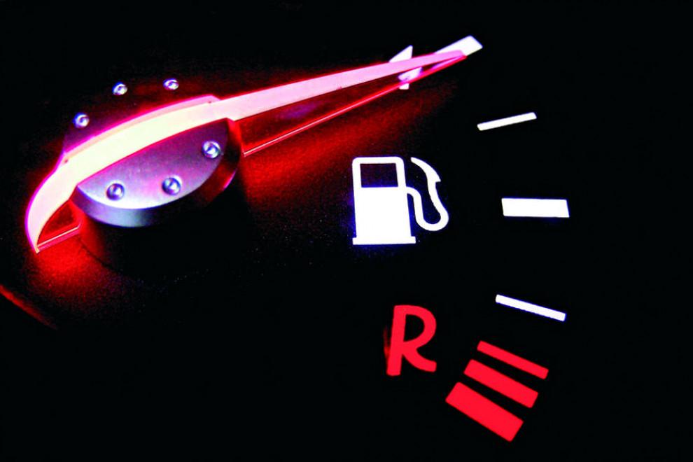 Consumo combustible