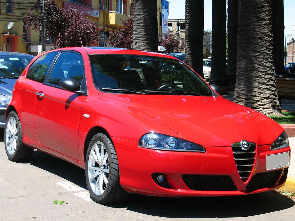 Alfa Romeo 147 1.6