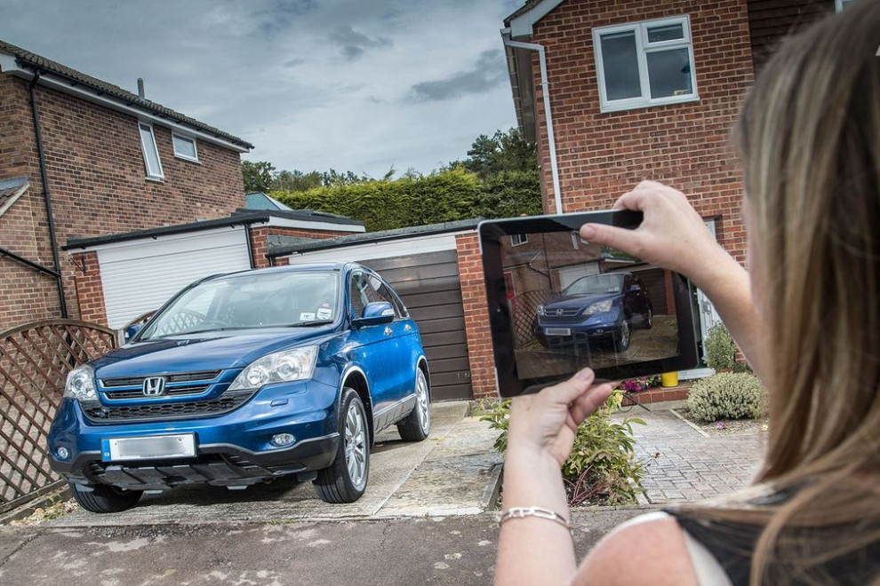 Trucos hacer fotos para vender coche