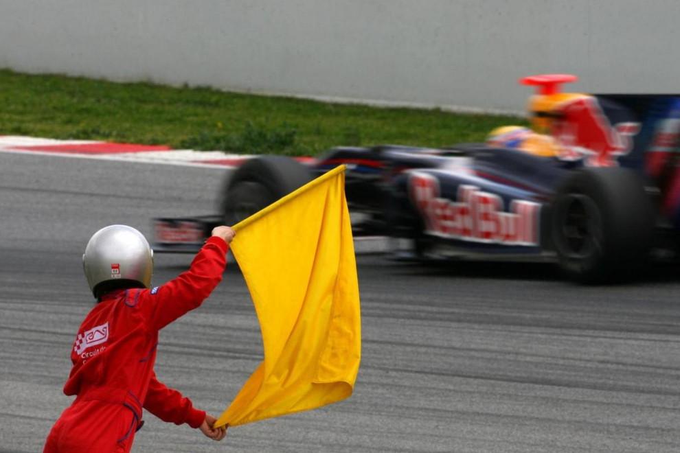 Banderas fórmula 1