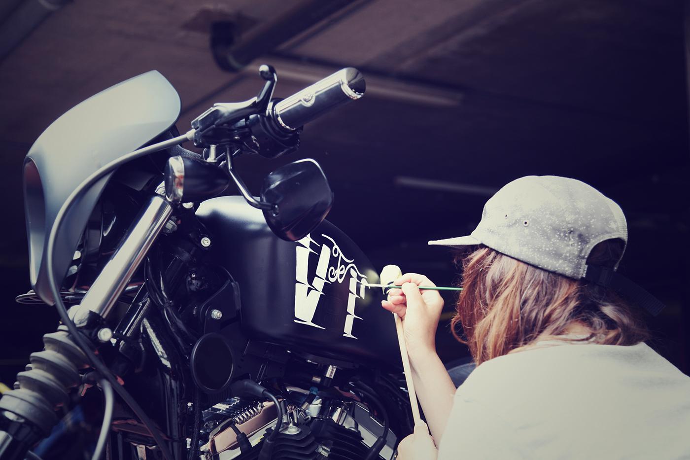 Pintar moto
