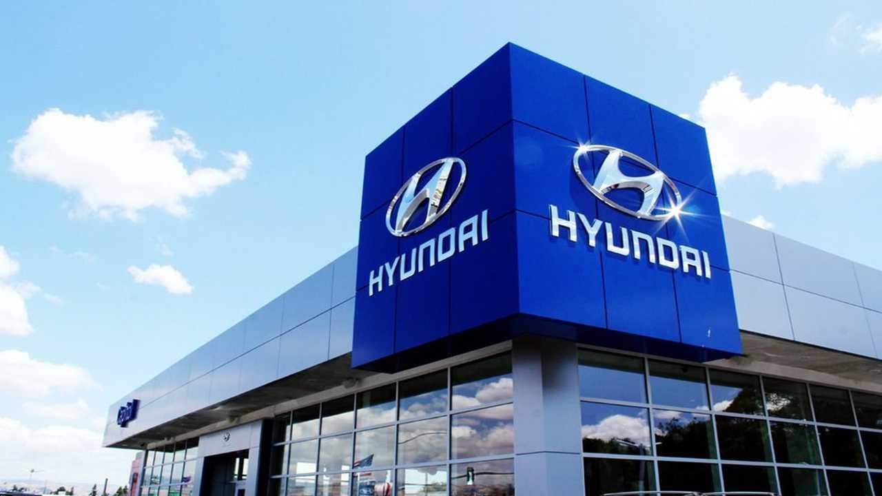 Hyundai empresa
