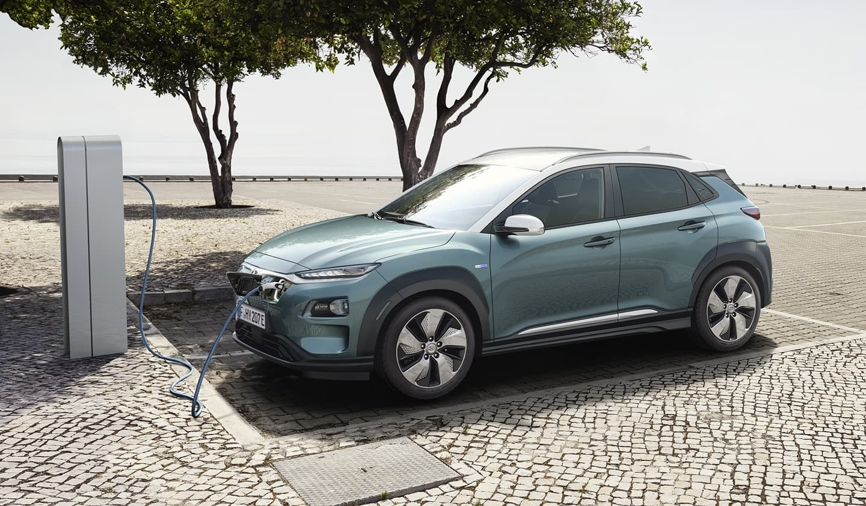Hyundai eléctrico