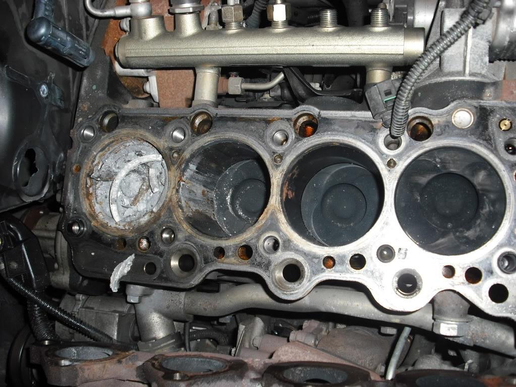 Anillada motor