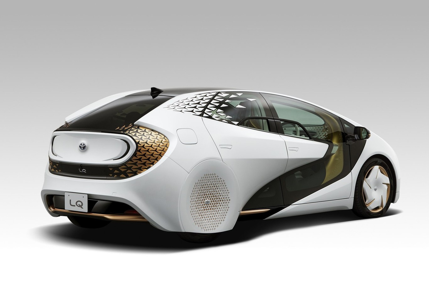 Toyota autónomo