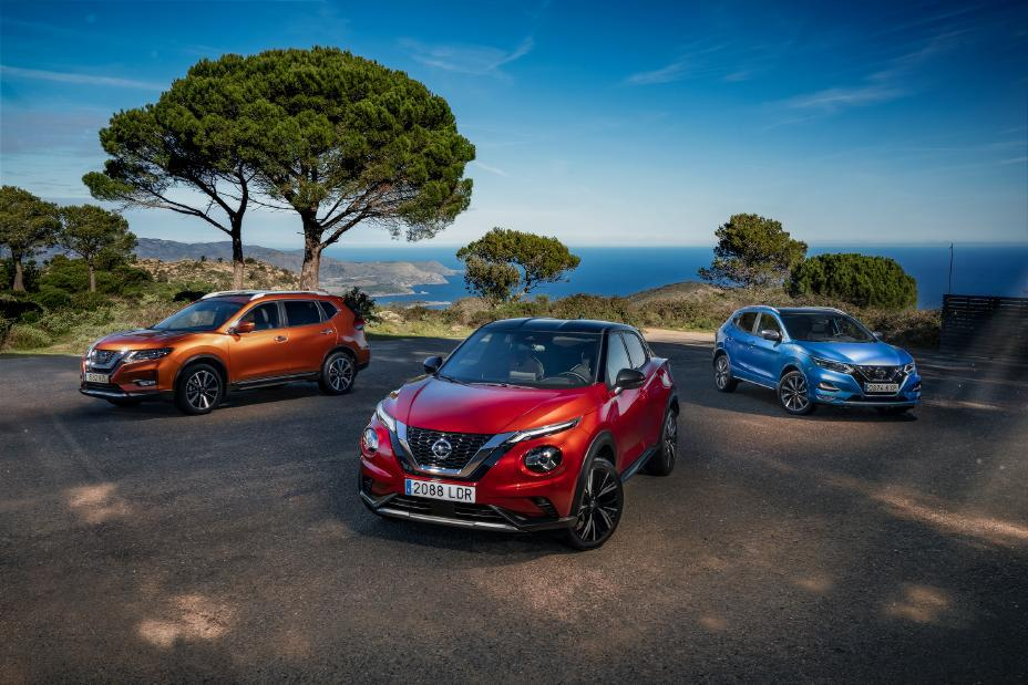 Crossovers de Nissan