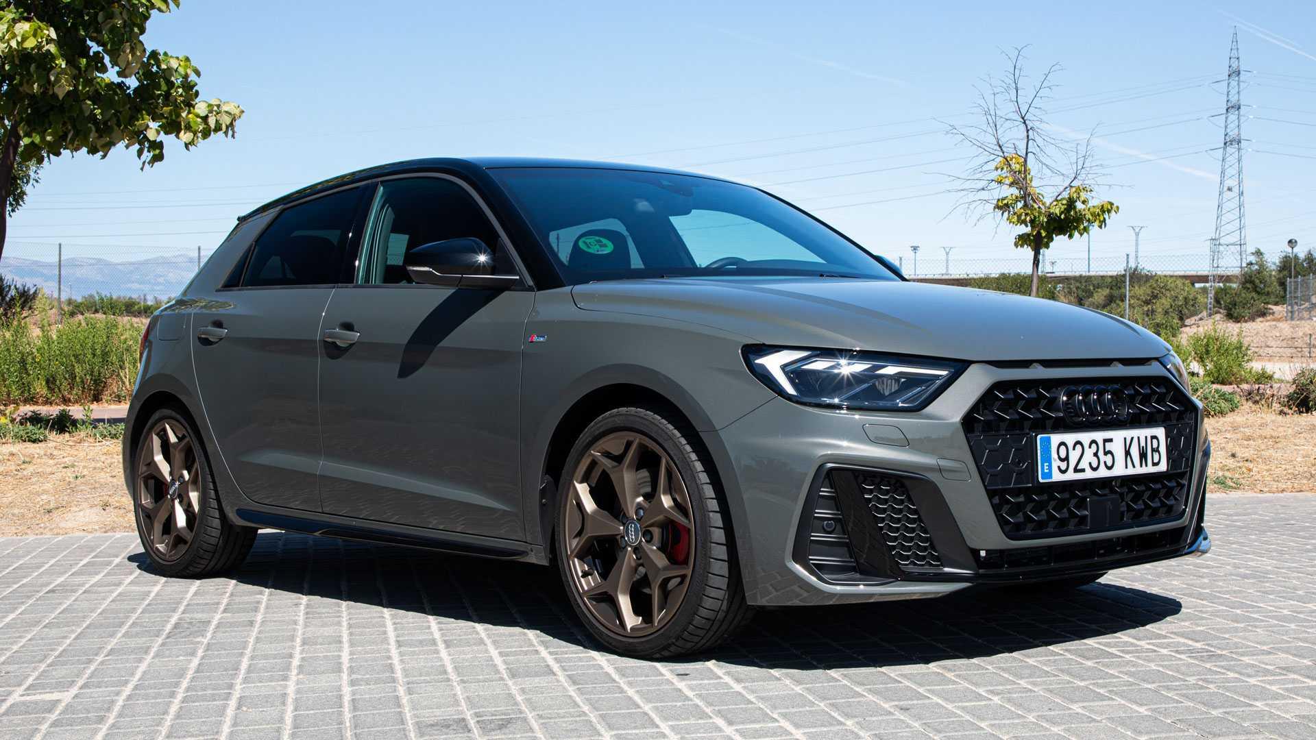 Audi A1 Sportback 35 TSFI S-Tronic