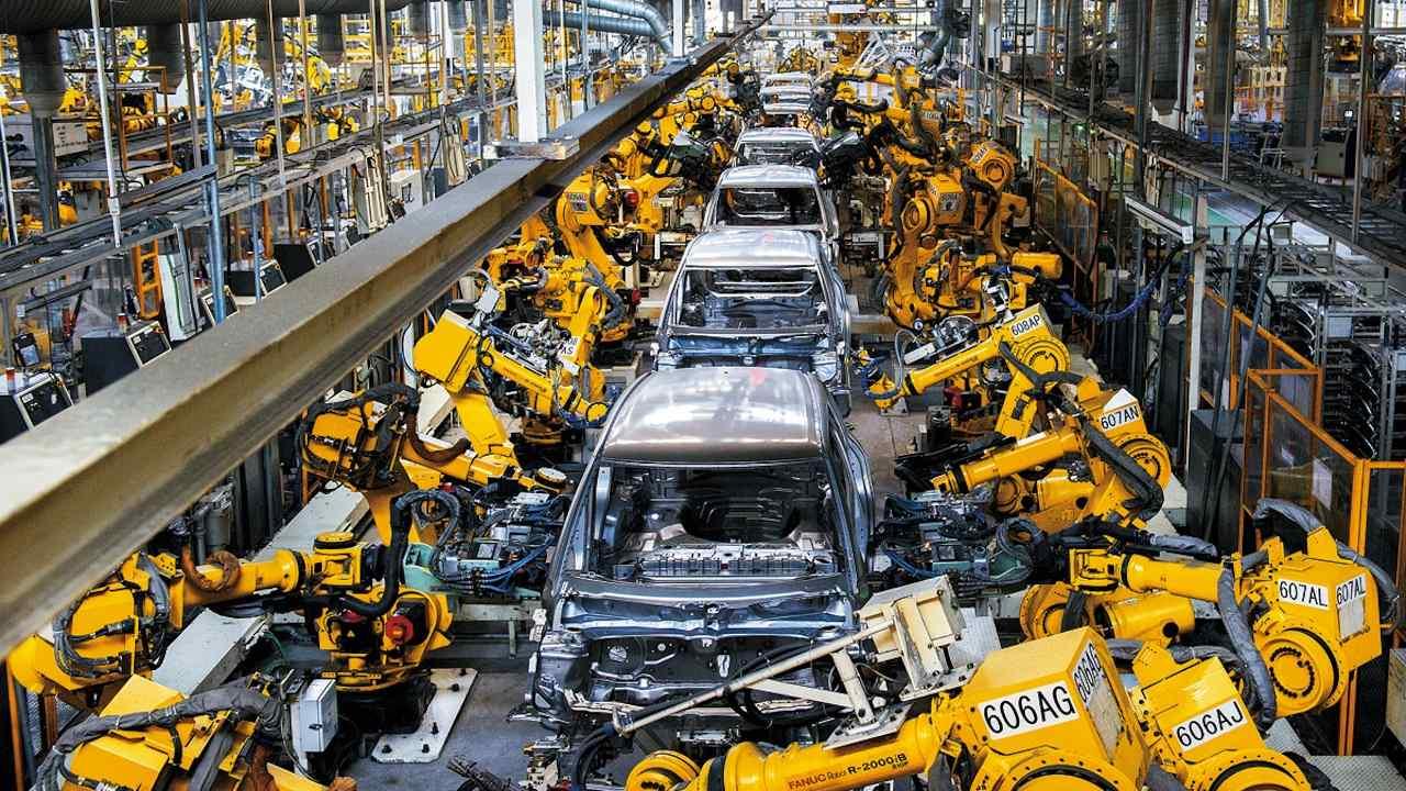 Fabricación coche