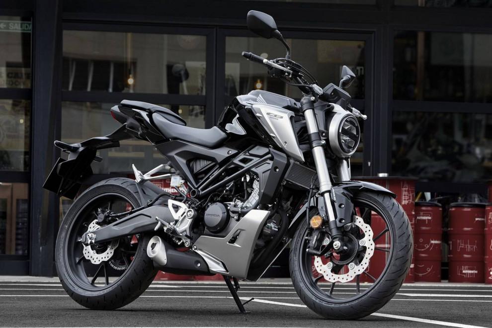 Mejores motos 125 centímetros cúbicos