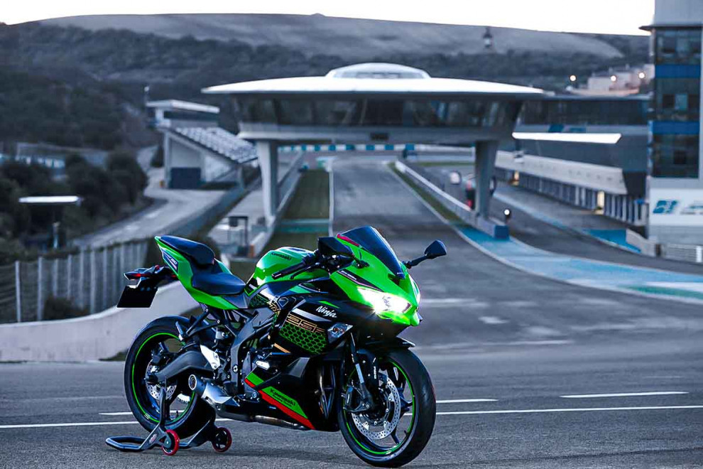 Mejores motos 250 centímetros cúbicos
